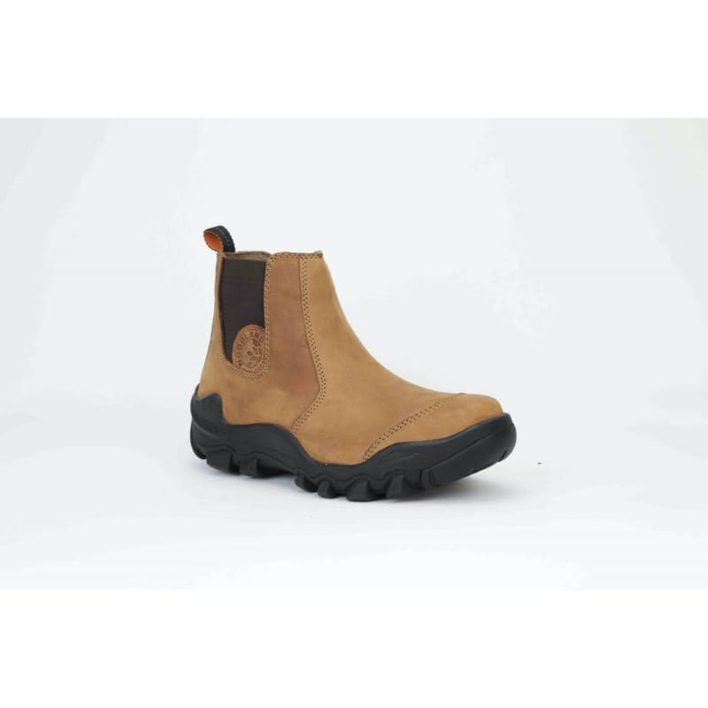 Men's Genuine Leather Chelsea Boots