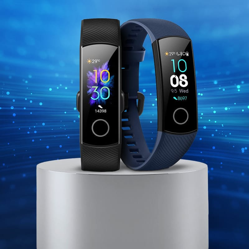 Honor Band 5 Smart Watch (Model: CRS-B19S)