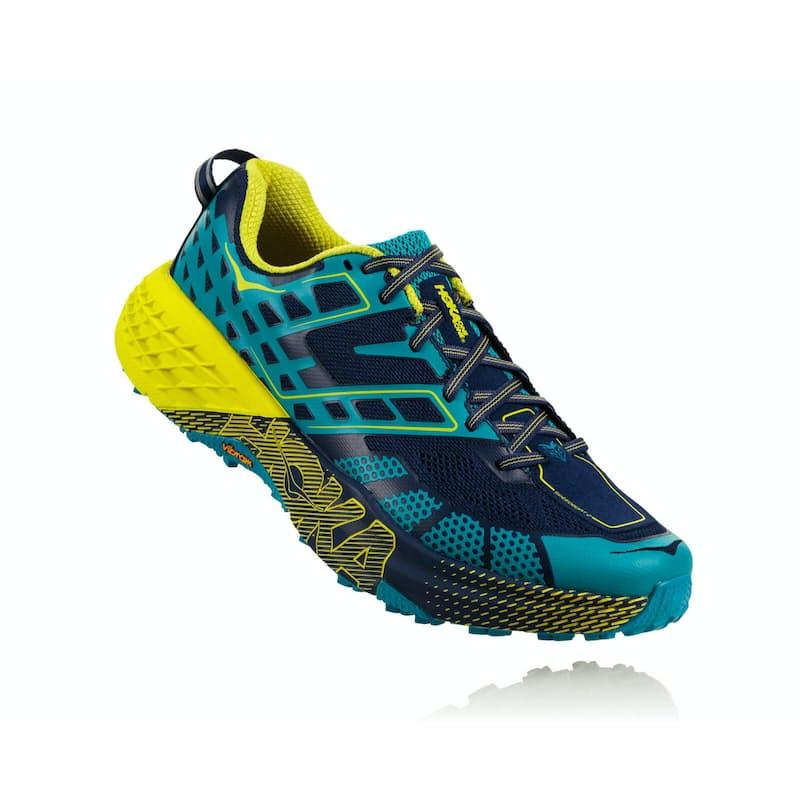 Men's SpeedGoat 2 Caribbean Sea Blue Running Shoes