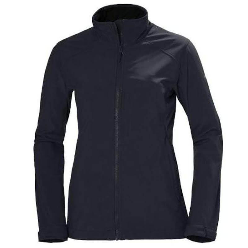Women's Black Paramount Softshell Jacket