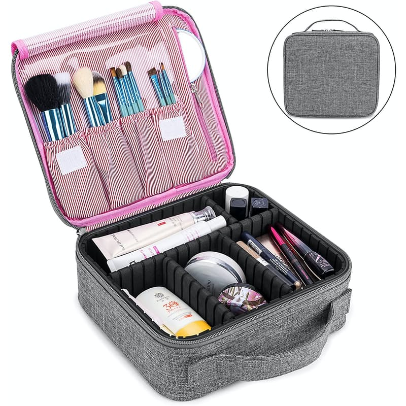 Cosmetic and Accessory Organiser with Multiple Compartments