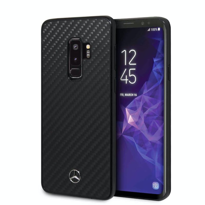 Dynamic Real Carbon Fiber Hardcase for Galaxy S9/PLUS