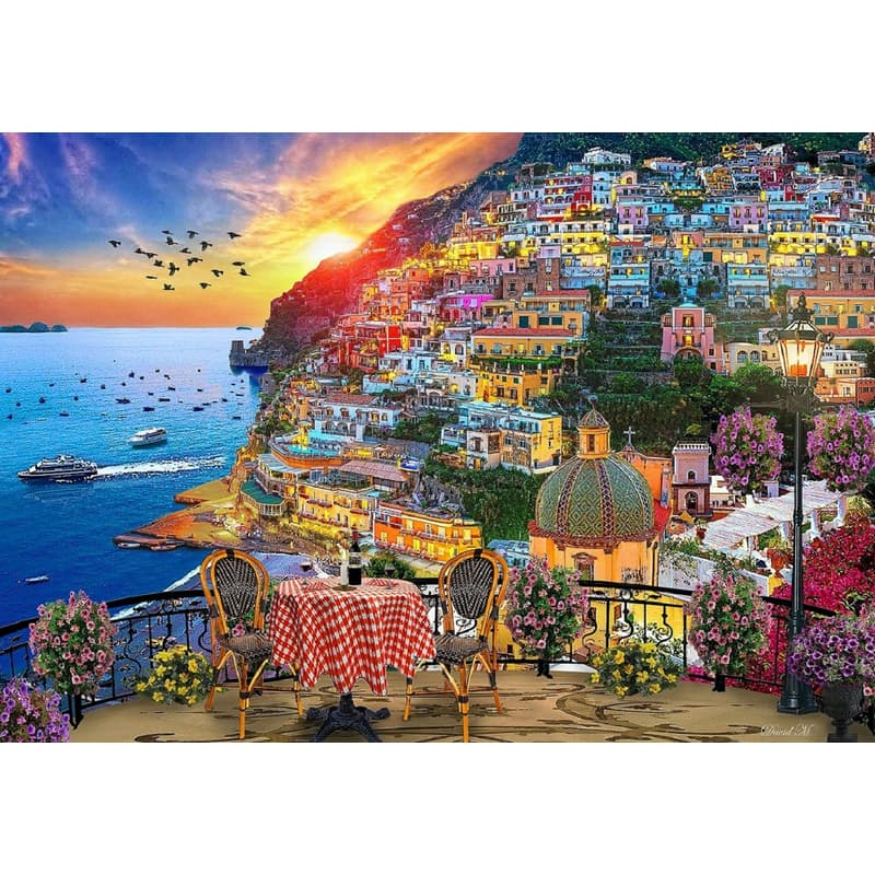 Adult Novelty, Wildlife & Destination Puzzles (More Options Available)