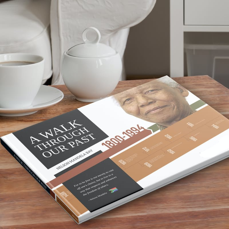 A Walk Through Our Past A3 Coffee Table Book (Limited Edition)