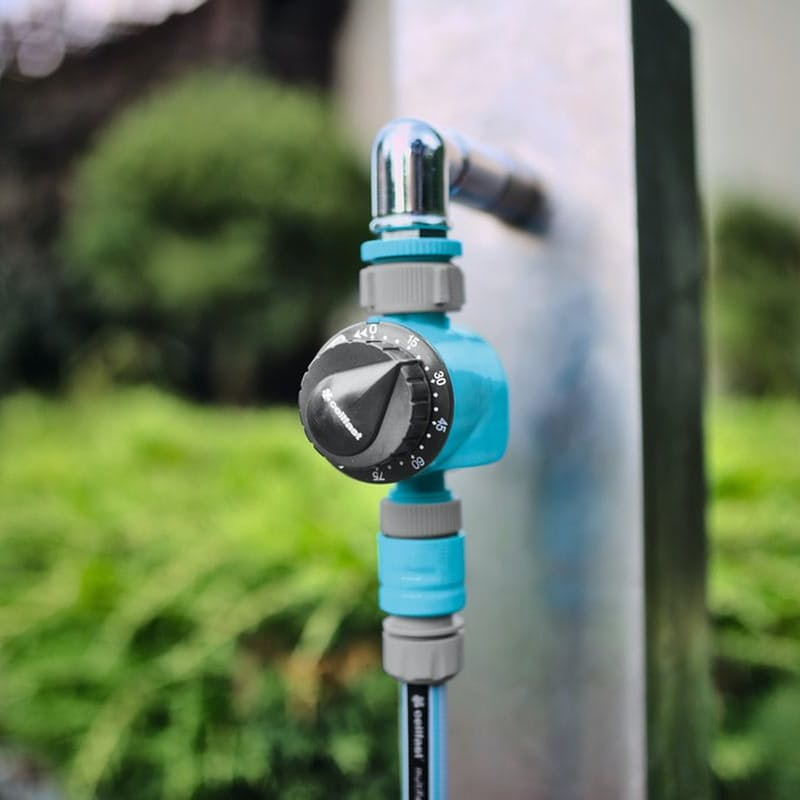 IDEAL™ Manual Water Timer with Automatic Switch-off