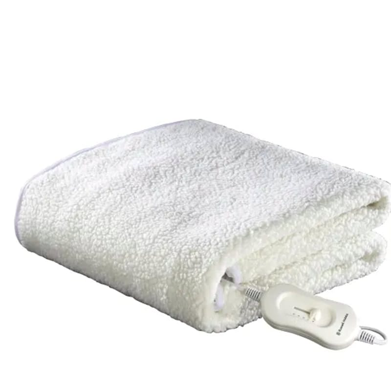 Single Fitted Fleecy Electric Blanket