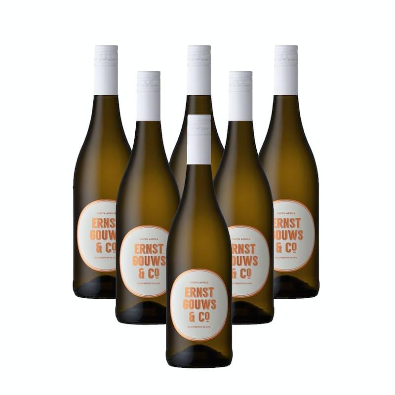 Stellenbosch Sauvignon Blanc (R88.16  Per Bottle, 6 Bottles)