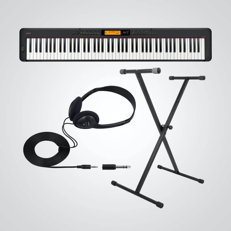 88 Key Digital Piano with Stand & Headphones (CDP-S350)