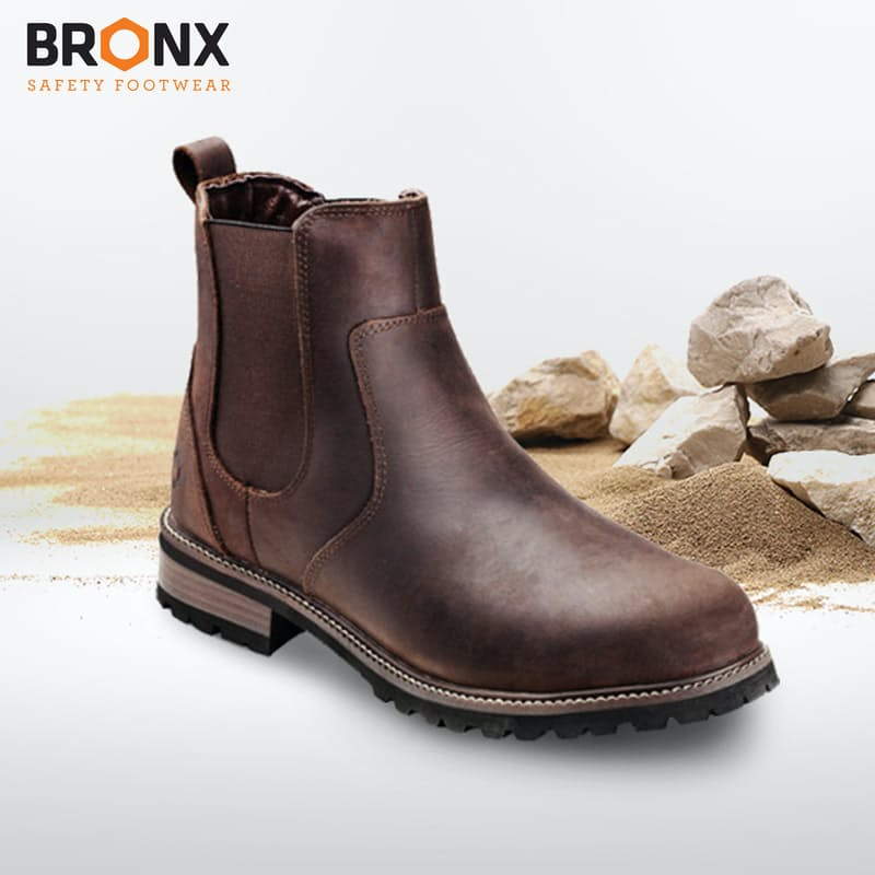 Men's Casual Leather Chelsea Boot