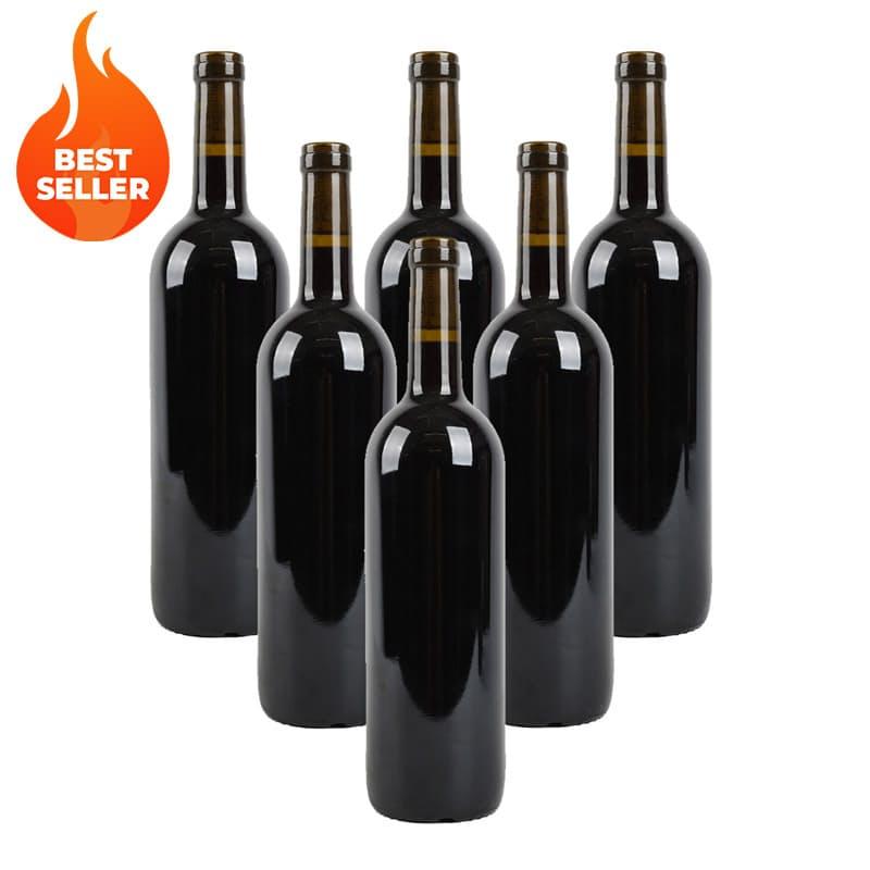 Unlabelled Walker Bay Merlot 2015 (R74.83 Per Bottle, 6 Bottles)