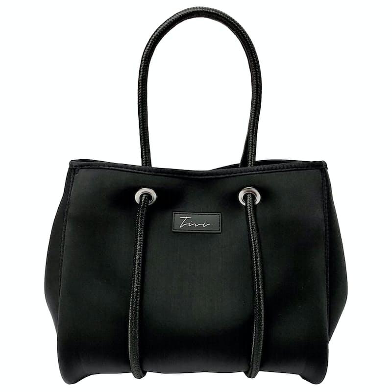 Claire Neoprene Fashion Mini Tote Handbag