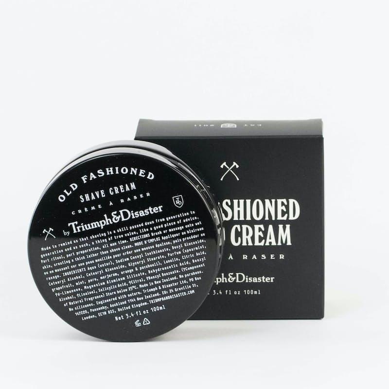 Old Fashioned Shave Cream (100ml)