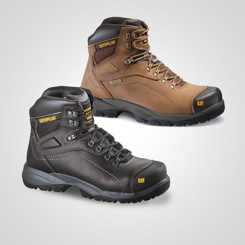 Men's Diagnostic HI ST S3 HRO SRA SA Safety Boots