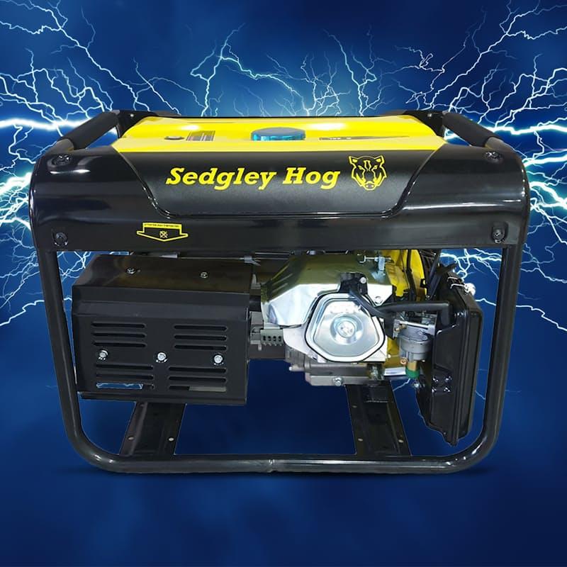 2.4KW or 5.0KW  Recoil Start Petrol Generator