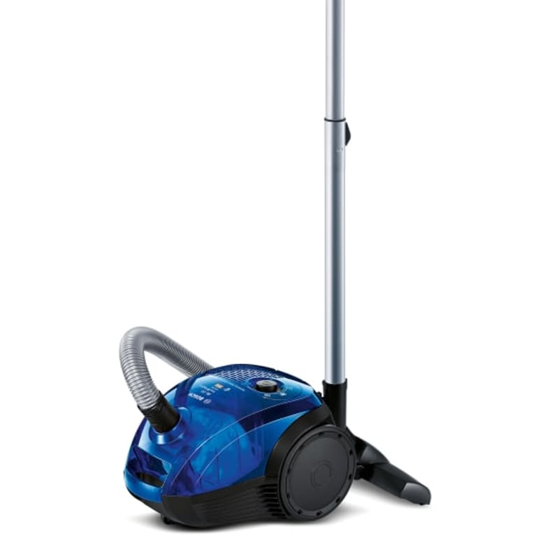 1700W Bagged & Bagless Cylinder Vacuum Cleaner