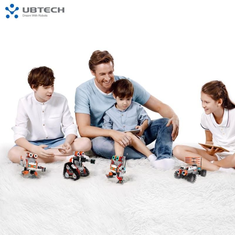 Jimu Interactive Robotic Astrobot Smart Toy