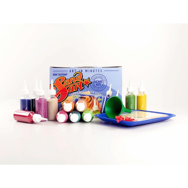 Family Sand Art Kit Combo