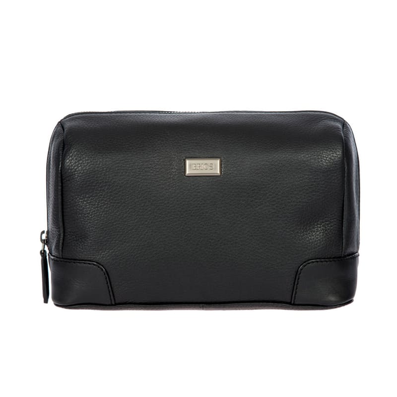 Torino Genuine Leather Toiletry Bag