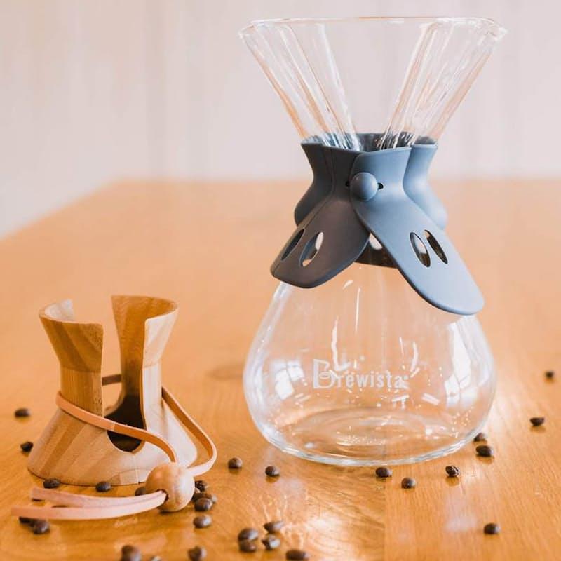 Smart Brew Hourglass Coffee Brewer