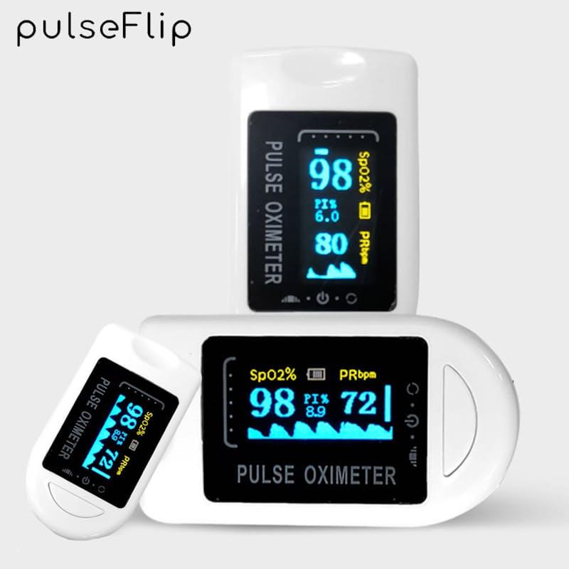 Fingertip Clip Pulse Oximeter