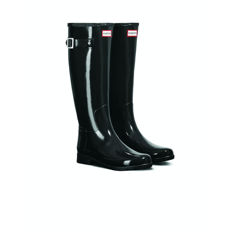 Ladies Refined Tall Gloss Boots