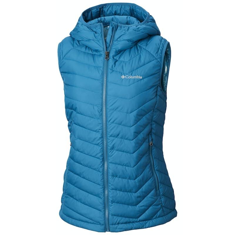 Ladies Powder Lite Hooded Vest
