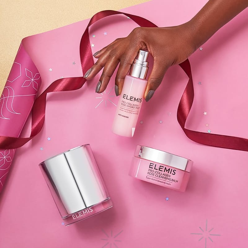 Pro-Collagen Rose Glow Gift Set
