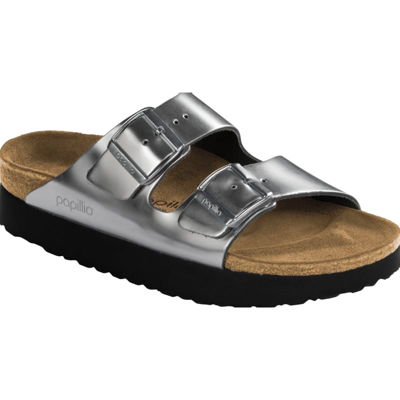 Unisex Arizona Smooth Leather Sandals (Narrow Fit)
