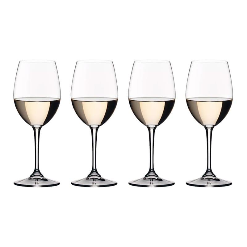 Pack of 4 Vivant White Wine Glasses