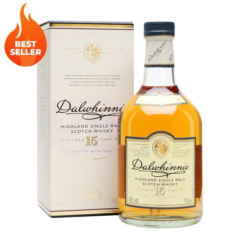 15 Year Old Single Malt Whisky (1 Litre)