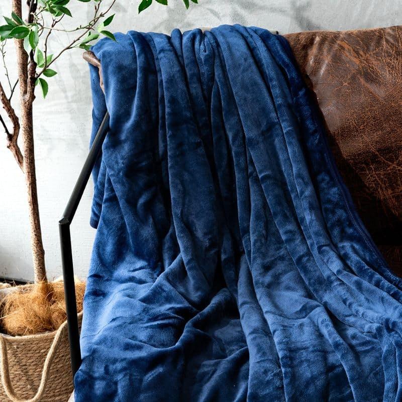 Luxury Fleece Blanket (200cm x 230cm)
