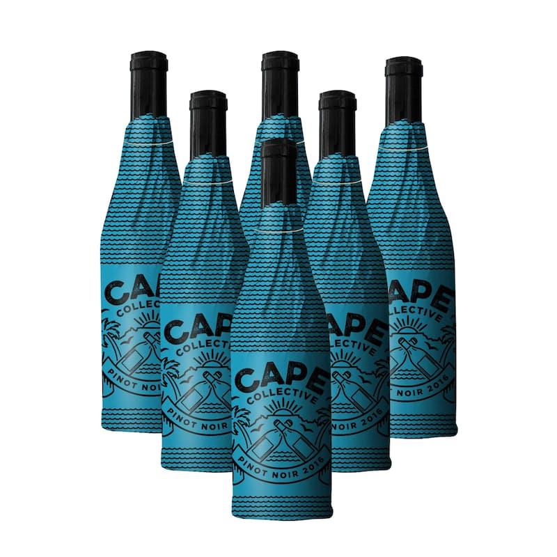 Cape South Coast Pinot Noir 2016 (R79.83 Per Bottle, 6 Bottles)