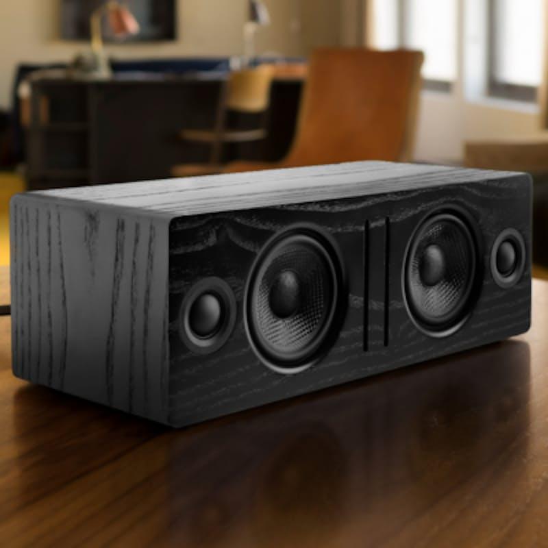 B2 Satin Black Premium Wireless Speaker
