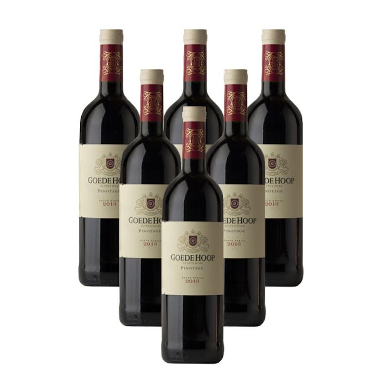 Pinotage 2013 (R121.50 per Bottle, 6 Bottles)