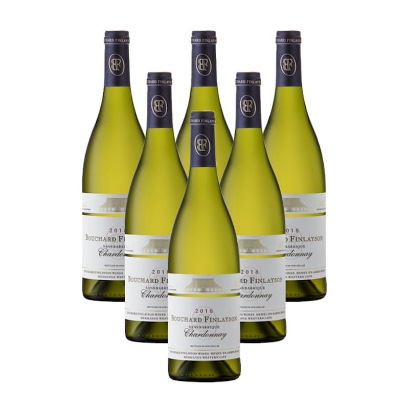 Sans Barrique Chardonnay 2018 (149.83 Per Bottle, 6 Bottles)