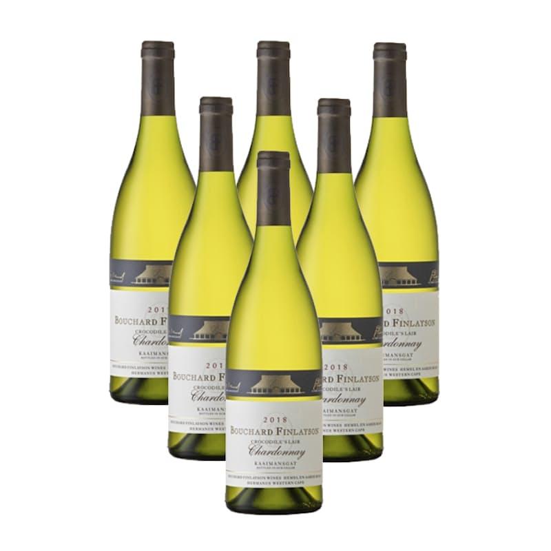 Crocodiles Lair, Kaaimansgat Chardonnay 2018 (158.16 Per Bottle, 6 Bottles)