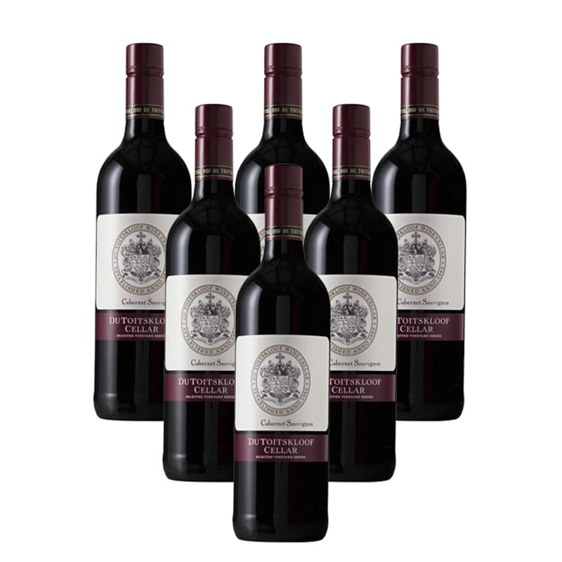 Cabernet Sauvignon 2016 (R61.66 Per Bottle, 6 Bottles)