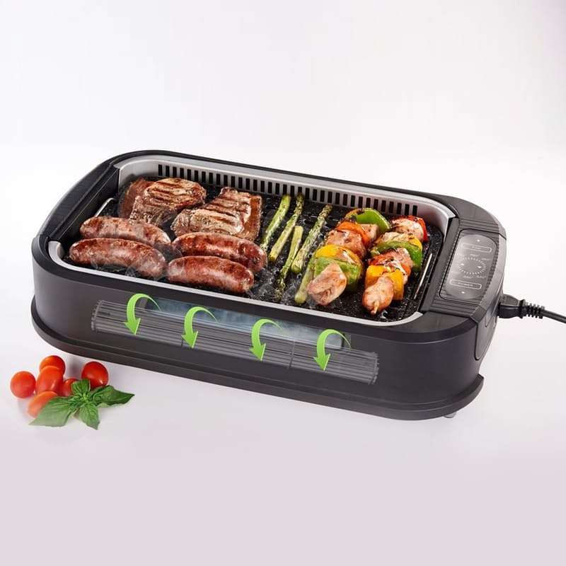 Power Tech Smokeless Grill (Model: MSG002)