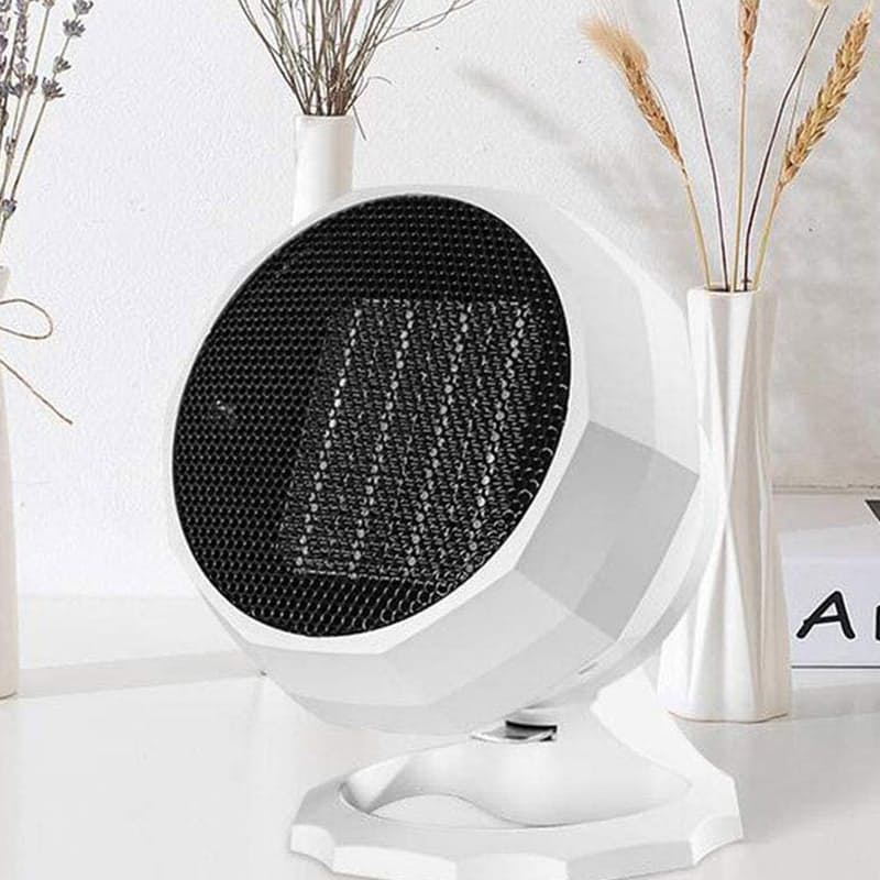 1800W Portable Decagon Heater Fan with 3 Settings