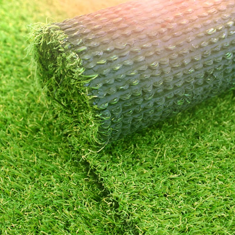 Green or Red Artificial Grass Rolls (More Sizes Available)