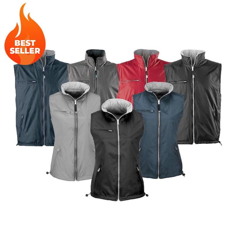 Men's or Ladies Reversible Bodywarmer