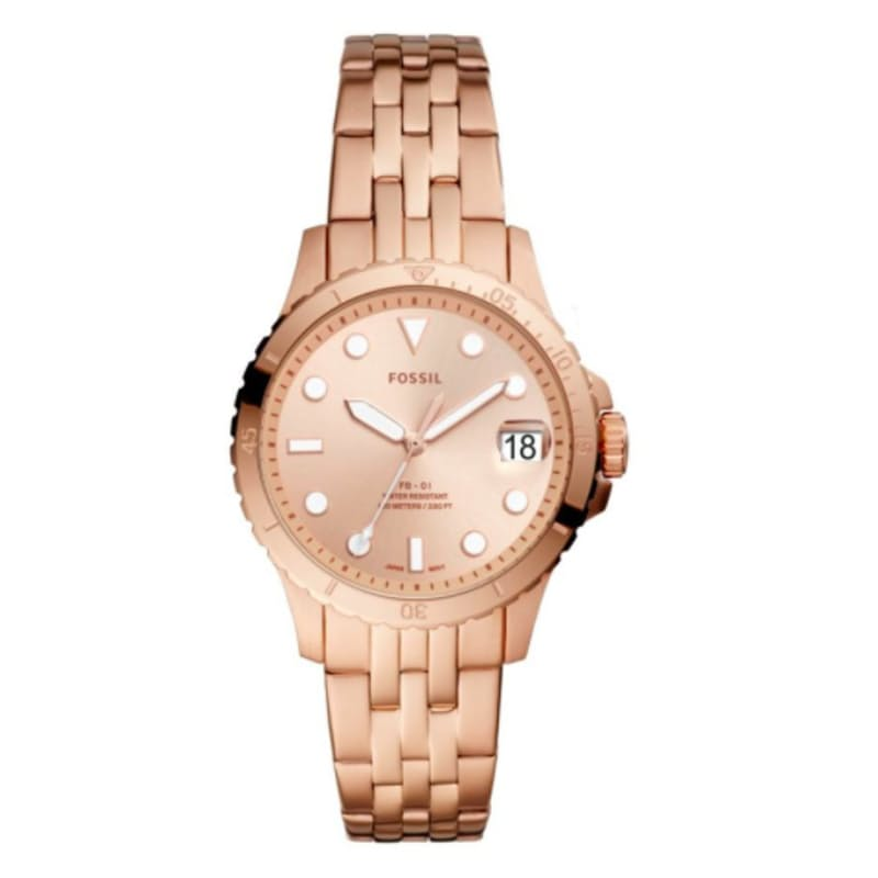 Women's Fb - 01 Rose Gold Watch