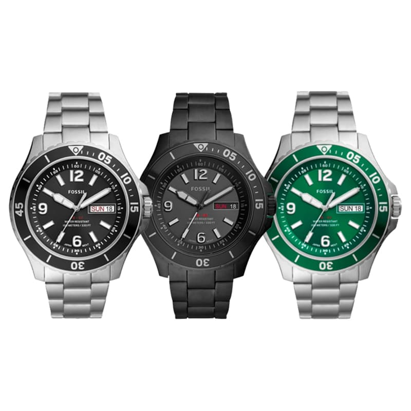 Men's Fb-02 Watch (More Options Available)