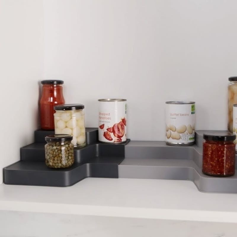 Kitchen Cabinet Organisational Shelf