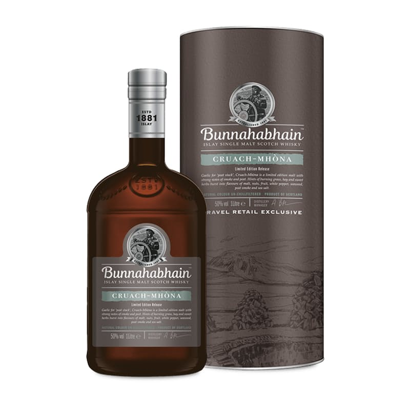 Cruach-Mhona 1L Single Malt Scotch Whisky