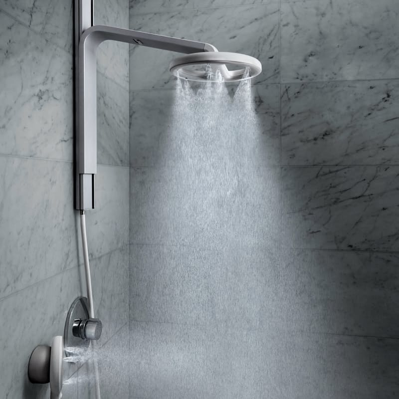 Luxury Spa Water Saving Shower System