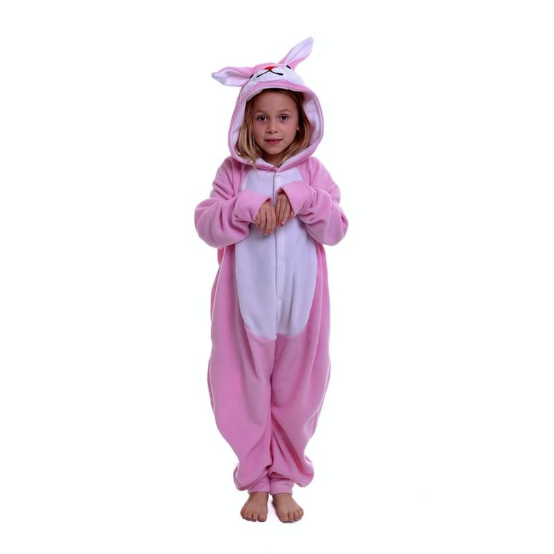 Kids Polar Fleece Halloween Onesies (More Styles Available)