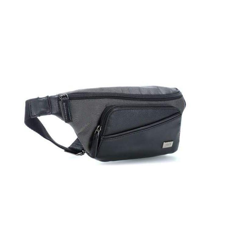 Monza Genuine Leather Waist Bag
