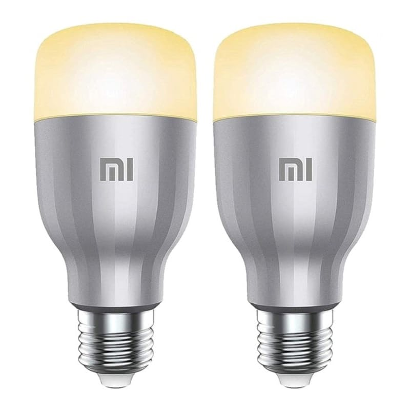Pack of 2, 10W LED 16 Million Colour Smart Bulbs (Compatible with Google Assistant and Alexa)