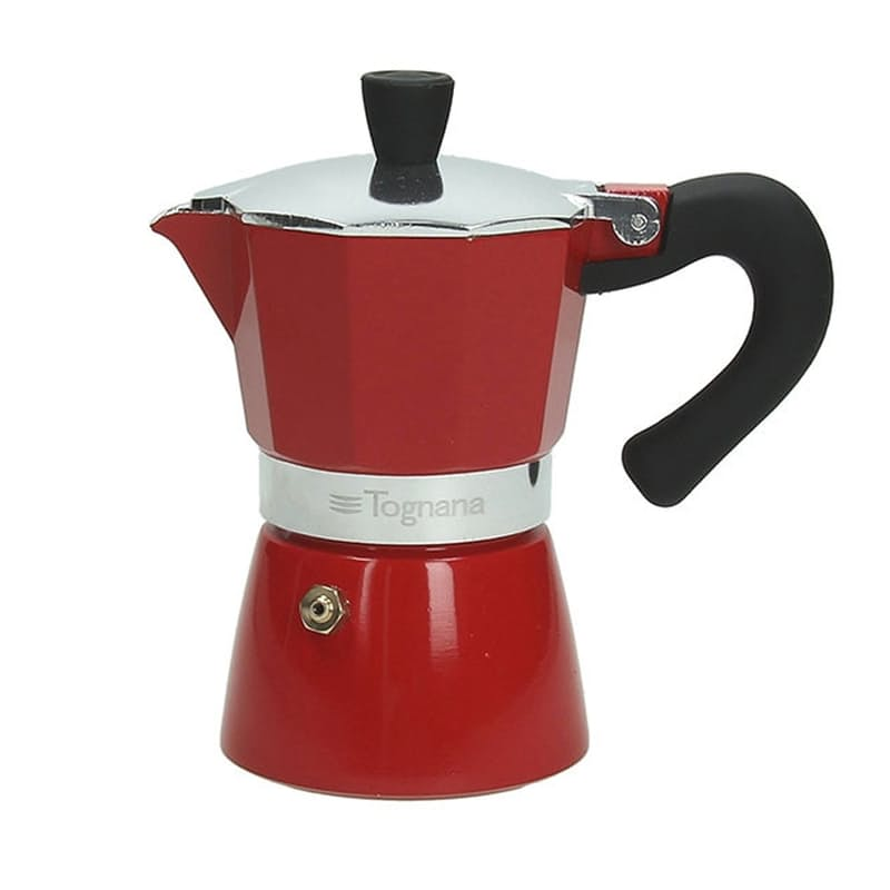 Coffee Star Red Coffee Maker